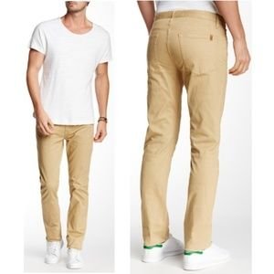 Joes Jeans Brixton Straight and Narrow Twill Jean